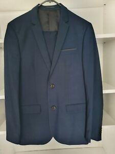 Men's Suit Blue (H&M Brand) Slim Fit