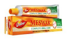 4X100 gm  Dabur Meswak Tooth Paste  Ayurvedic extract of Miswak  free shipping