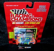 1996 NASCAR Racing Champions JEFF GORDON #24 (Factory Sealed; 1/64 Die Cast)