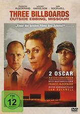 Three Billboards Outside Ebbing, Missouri (2018) DVD - NEU/OVP