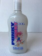 1X  Punky Junky Creamy Gel Max Hold { WHITE UNISEX STYLES WET LOOK} {17.63oz}