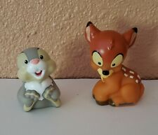 FISHER PRICE LITTLE PEOPLE ANIMALS BAMBI AND THUMPER 2012
