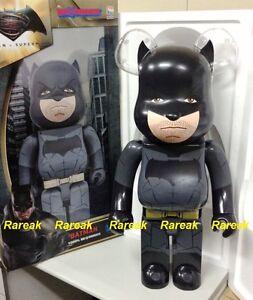 Medicom 2016 Be@rbrick DC 1000% Batman v Superman Dawn of Justice DOJ Bearbrick