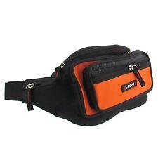 Outdoor Bauchtasche 7 Fächer Gürteltasche Hüfttasche Angeltasche