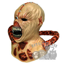 Latex Halloween Horror Nemesis Evil Game Props Fancy Dress Costumes Props Mask