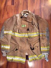 Firefighter Globe Turnout Bunker Coat 48x35 G Xtreme Halloween Costume 2008