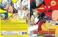 ANIME DVD One Punch Man Season 2(1-12End)Eng sub&All region + FREE CD