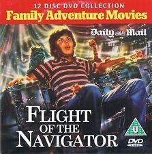 Flight of the Navigator (1986)-   Joey Cramer, Paul Reubens -   DVD N/Paper