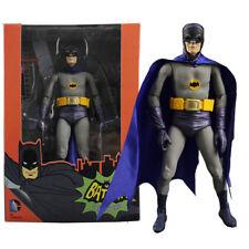 "Neca Classic TV Series 1966 Batman Adam West 7"" DC Comics Action Figure Toy Gift"