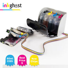 CISS compatible with DCP-J152W MFC-J245 LC-133 LC-131 Continuous Ink System