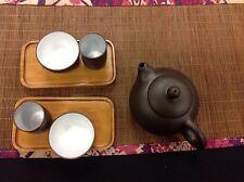 Yixing Black Zisha Teapot Tea Set 7pcs Best Seller Set