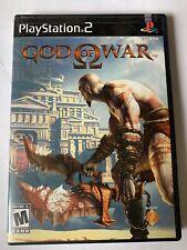 Playstation 2 PS2 Game God Of War