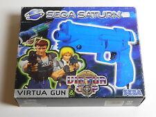 Virtua Gun/Lightgun pour Sega Saturn dans neuf dans sa boîte (sans jeu)