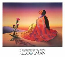 Navajo Dawn R.C. Gorman Indian Native American Art Print 29x22