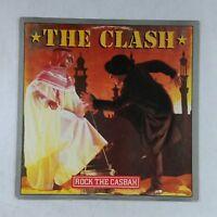 "THE CLASH Rock The Casbah 4903144 Masterdisk HW 12"" Vinyl VG+ near ++ Cover VG+"