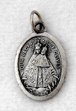 OL OUR LADY OLIVES Catholic Medal patron saint lightning strikes laboring women