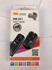 Pixel RW-221/N3 Wireless Shutter Release for Canon 5D mk3,6D,7D,1D mk3,50D,40D