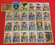 24 FIGURINE CALCIATORI MERLIN 93 1992-93  SQUADRA INTER   NUOVE
