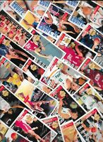 Basket - Lot 110 cartes Panini - Saison 1995 -
