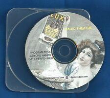 MY GAL SAL Mary Martin OTR CD Lux Radio Theater music drama show + plastic case