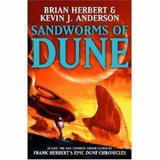 Sandworms of Dune,Brian Herbert  Kevin J. Anderson;
