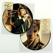 "David Bowie: Boys Keep Swinging 40th Anniversary Picture Disc Vinyl 7"" Record"