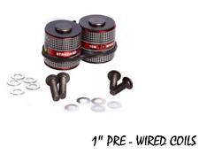 "EIKON Crown Standard 10 Wrap 1"" Pre Wired Pair Coils V2 25 mm for Tattoo Machine"