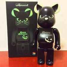Medicom 400% Bearbrick ~ Happy Halloween 2016 Be@rbrick GID Green