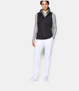 Under Armour White Golf Pant Women's Link's Sz 4 NWT #1272344-100