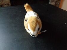 REALISTIC LIFELIKE PLUSH DOLL FIGURE SOFT CHIPMUNK STUFFED TOY FOREST ANIMAL