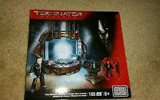 MEGA BLOKS Terminator Genisys Time Machine 185 pcs. NEW Sealed T-800