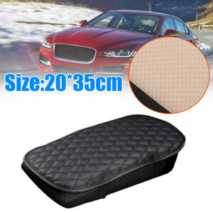 Universal Car Auto Armrest Pad Cover Center Console Box Cushion Mat Protector