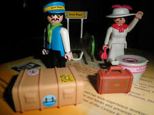 PLAYMOBIL 5503 VICTORIAN Mansion Hotel Royal Lady Luggage 5300  ADULT COLLECTOR