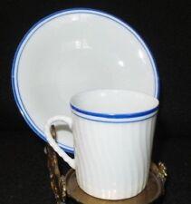 Vintage Demitasse Realty Fine Porcelain Espresso, Chocolate, Tea Cup & Saucer