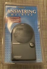 Vintage NEW - Answering Machine - CONAIR PHONE CALLKEEPER TAD 2310 Microcassette
