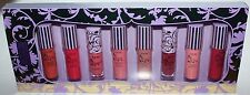 Tarte 8 Piece Kiss & Belle Deluxe LipSurgence Lip Gloss Set 8 x 0.05 oz *REDUCED