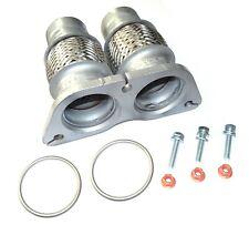 For BMW 1er 120i / 3er 320i exhaust front repair flex pipe 102