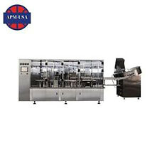 Liquid Capsul Automatic Filling Sealing Machine Liquid Capsul Filling Automatic