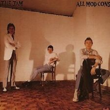 """The Jam """"All Mod Cons"""" CD NUOVO"""