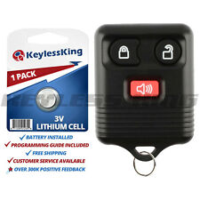 New Replacement for Mazda Tribute - 2001 2002 2003 2004 2005 2006 Keyless Remote(Fits: Mazda Tribute)