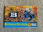Britains Models 1968 Catalogue