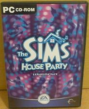 The Sims House Party expansion pack PC CD-ROM - 2002