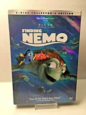 Disney Pixar Finding Nemo Dvd 2 Disc Set