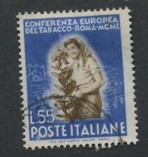 Italy #546 Used Vf Issue / European Tabacco - S8163