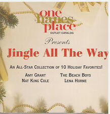 JINGLE ALL THE WAY ONE HANES PLACE Various (CD, 1999, EMI)