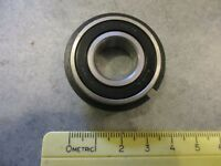 6202-2RSNR sealed bearing with snap ring.  15x35x11mm.  (same as 499502H)