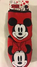 Disney Mickey Mouse 2-pk Mini Oven Mitts Mickey & Minnie