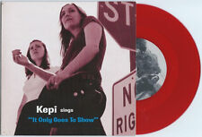 "Kepi Ghoulie ""It Only Goes To Show"" 7"" OOP Groovie Ghoulies The Queers 7 Seconds"