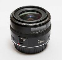 CANON EF 28mm F2.8 Camera Lens