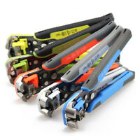 Automatic Cable Wire Stripper Cutter Stripping Crimper Plier Terminal Multi Tool